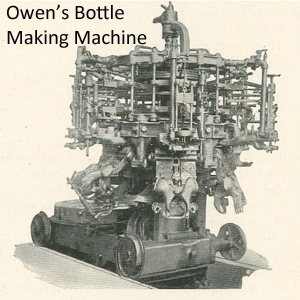 Michael Owen's Bottle Making Machine