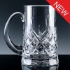Inverness Crystal Premier Fully Cut 1 Pint Tankard, Blue Boxed, Single